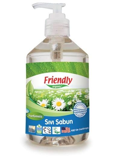 Sıvı El Sabun-Friendly Organic
